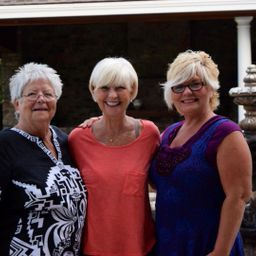 Sherie, Judi and Kathy